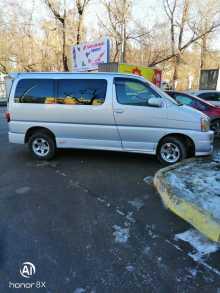 Железногорск-Илимский Touring Hiace 1999