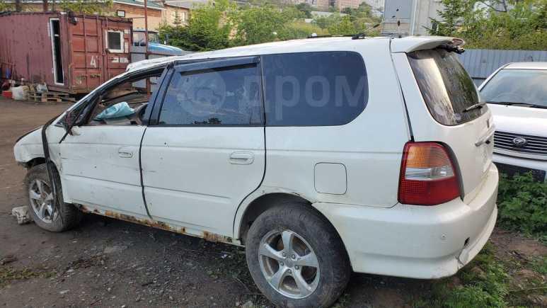 Honda Odyssey, 2001 год, 57 000 руб.