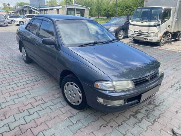 Toyota Carina, 1995 год, 169 000 руб.
