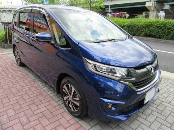 Honda Freed+, 2018 год, 549 000 руб.