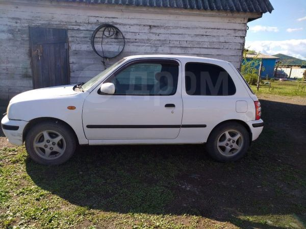 Nissan March, 2001 год, 110 000 руб.