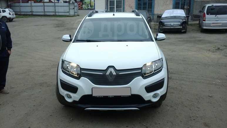 Renault Sandero Stepway, 2018 год, 740 000 руб.
