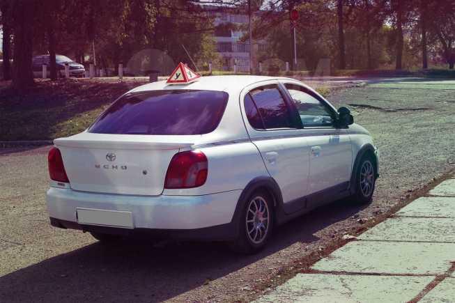 Toyota Echo, 1999 год, 160 000 руб.