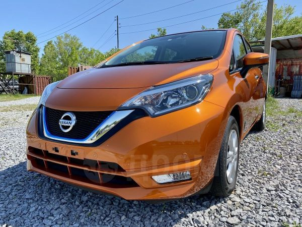 Nissan Note, 2018 год, 799 000 руб.