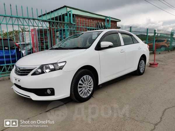 Toyota Allion, 2015 год, 795 000 руб.