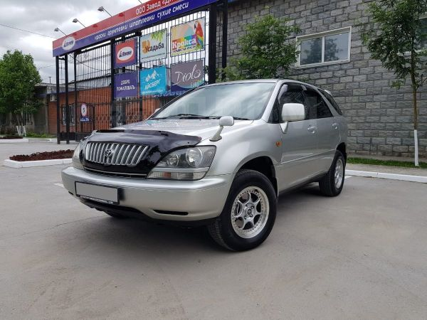 Toyota Harrier, 2000 год, 495 000 руб.