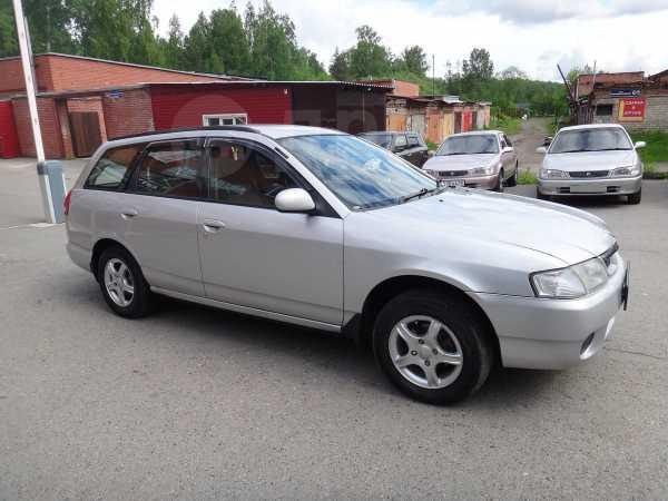 Nissan Wingroad, 2001 год, 200 000 руб.