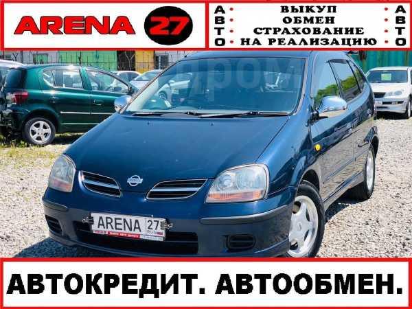 Nissan Tino, 1999 год, 298 000 руб.