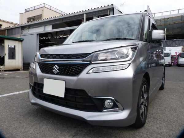 Suzuki Solio, 2017 год, 398 000 руб.