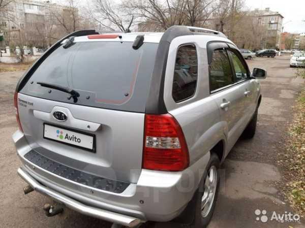 Kia Sportage, 2006 год, 400 000 руб.
