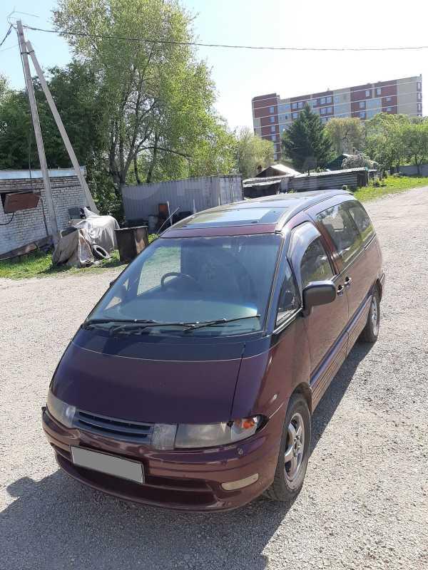 Toyota Estima Lucida, 1993 год, 160 000 руб.