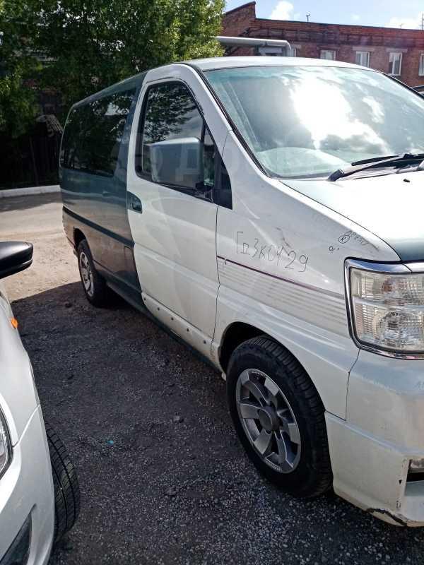 Nissan Homy Elgrand, 1999 год, 310 000 руб.