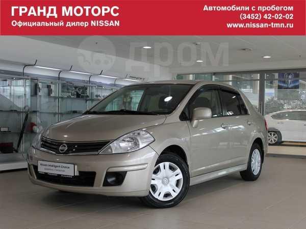 Nissan Tiida, 2013 год, 575 000 руб.