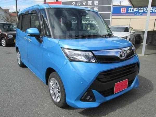 Toyota Tank, 2018 год, 450 000 руб.