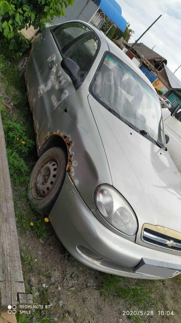 Chevrolet Lanos, 2008 год, 30 000 руб.