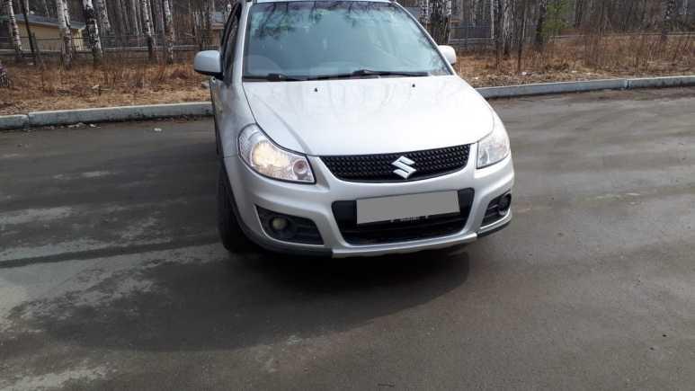 Suzuki SX4, 2011 год, 490 000 руб.