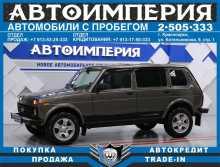 Красноярск 4x4 2131 Нива 2017