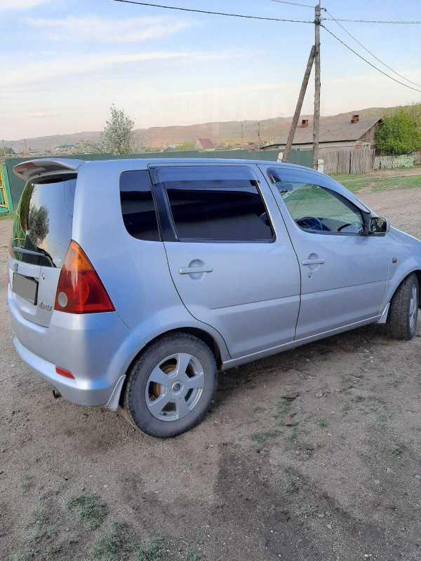 Daihatsu YRV, 2003 год, 170 000 руб.