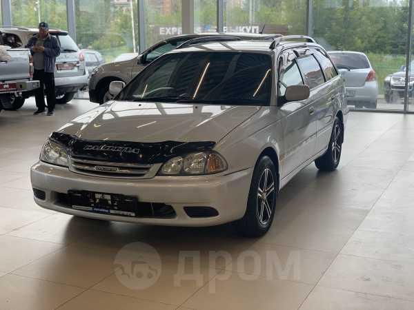Toyota Caldina, 2001 год, 337 000 руб.