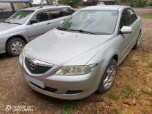 Куйтун Mazda6 2003