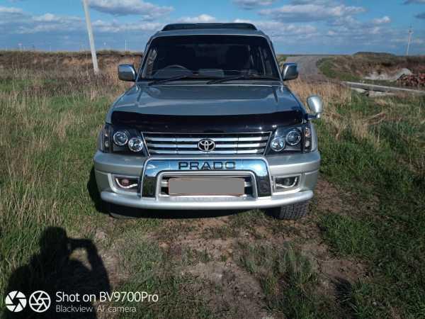 Toyota Land Cruiser Prado, 1999 год, 815 000 руб.
