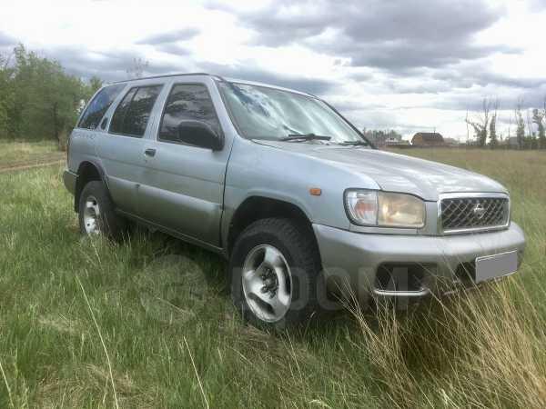 Nissan Terrano, 2001 год, 459 000 руб.