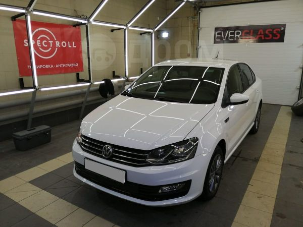 Volkswagen Polo, 2019 год, 860 000 руб.