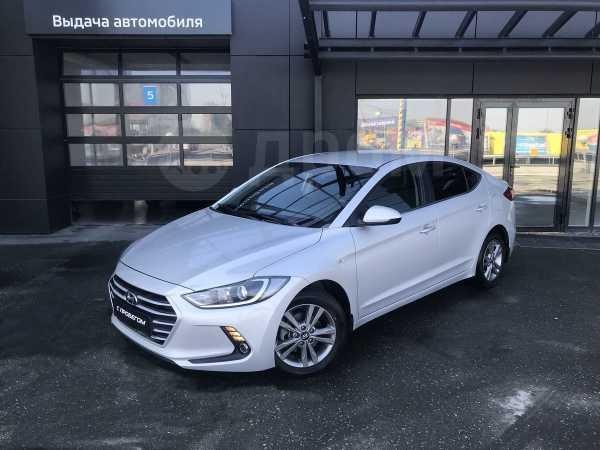 Hyundai Elantra, 2017 год, 825 000 руб.