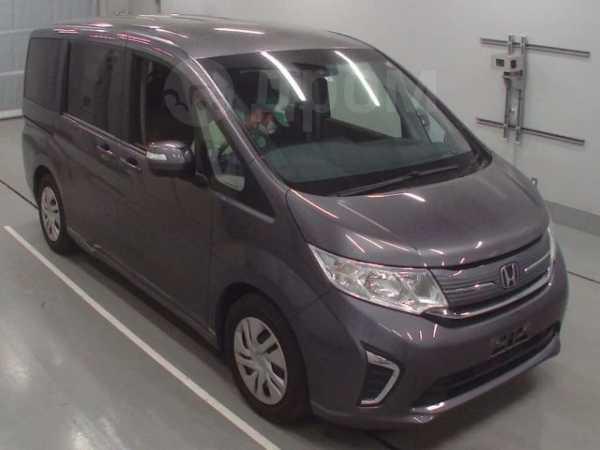 Honda Stepwgn, 2017 год, 1 100 000 руб.