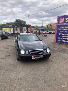 Абакан CLK-Class 2001