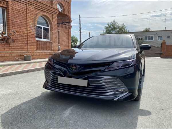 Toyota Camry, 2018 год, 1 720 000 руб.