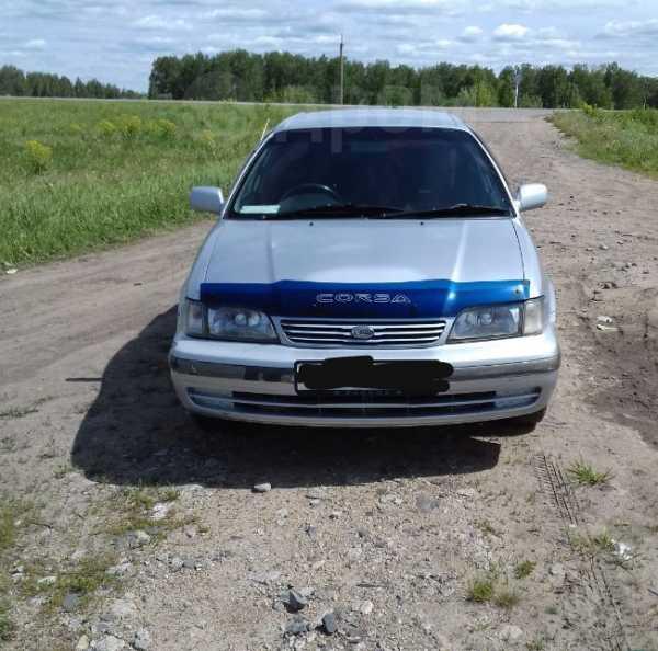 Toyota Corsa, 1998 год, 129 000 руб.