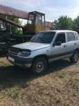 Chevrolet Niva, 2004 год, 95 000 руб.