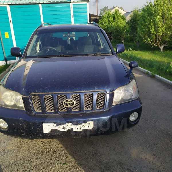 Toyota Kluger V, 2001 год, 568 000 руб.