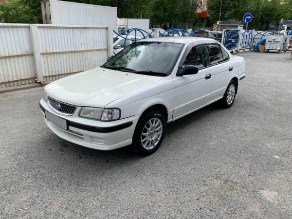 Nissan Sunny, 1999 год, 69 000 руб.