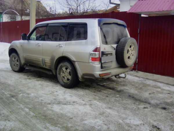 Mitsubishi Pajero, 2001 год, 450 000 руб.