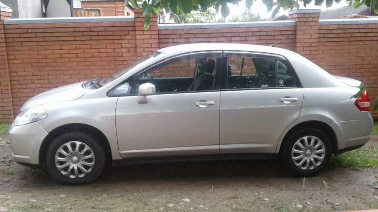 Nissan Tiida Latio, 2007 год, 355 000 руб.
