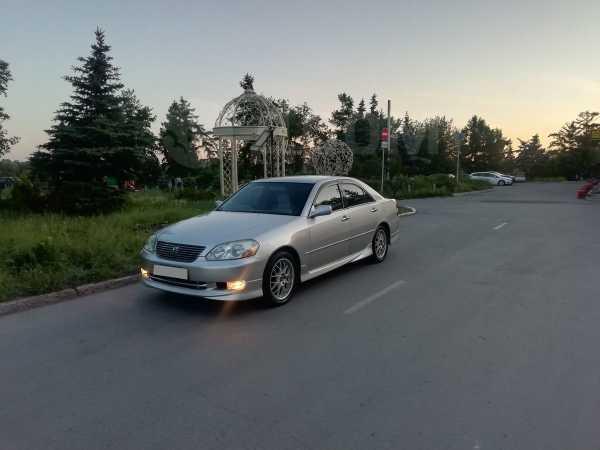 Toyota Mark II, 2002 год, 510 000 руб.