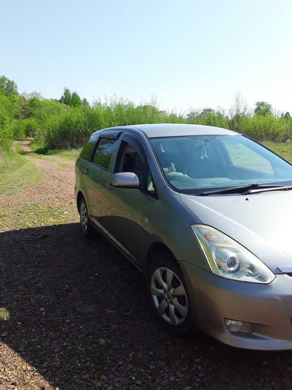 Toyota Wish, 2007 год, 525 000 руб.