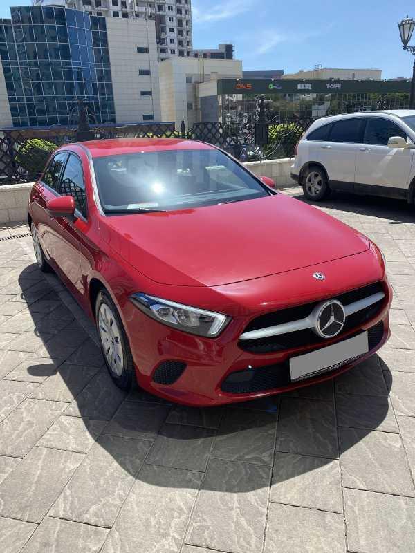 Mercedes-Benz A-Class, 2019 год, 1 390 000 руб.