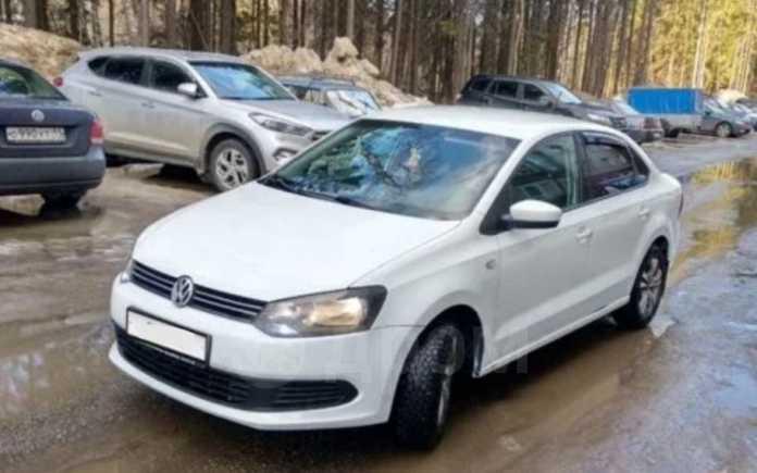 Volkswagen Polo, 2014 год, 437 000 руб.