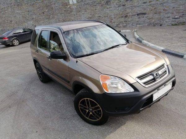 Honda CR-V, 2004 год, 485 000 руб.