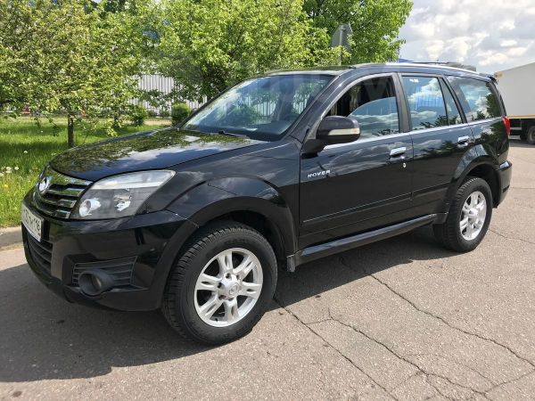 Great Wall Hover H3, 2011 год, 415 000 руб.