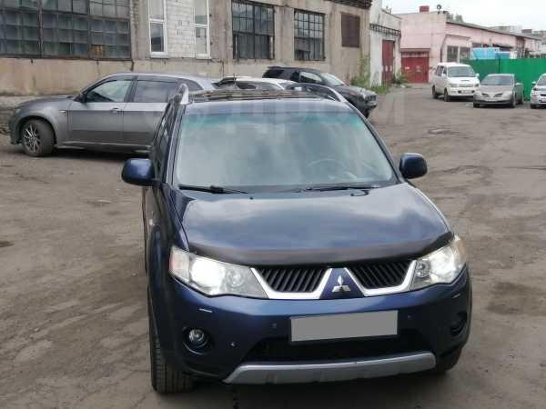 Mitsubishi Outlander, 2007 год, 710 000 руб.