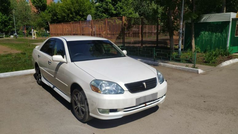 Toyota Mark II, 2001 год, 345 000 руб.