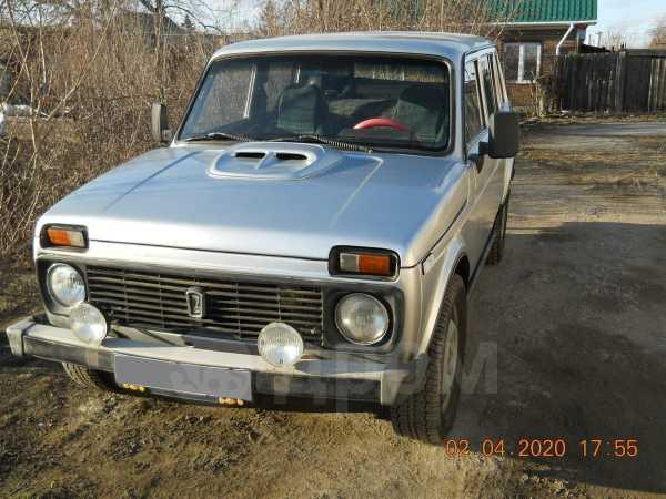 Лада 4x4 2131 Нива, 2000 год, 115 000 руб.