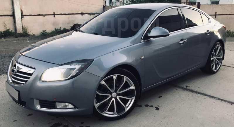 Opel Insignia, 2008 год, 370 000 руб.