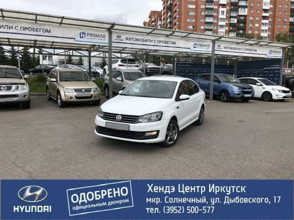 Volkswagen Polo, 2018 год, 778 000 руб.