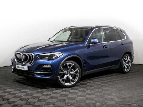BMW X5, 2018 год, 4 597 000 руб.