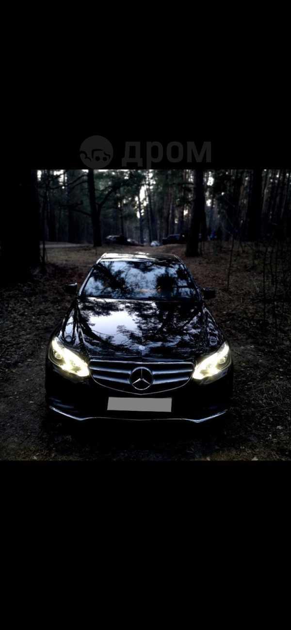 Mercedes-Benz E-Class, 2013 год, 1 260 000 руб.